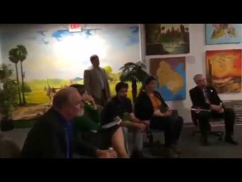 Minnesota Historical Society at the National Khmer Legacy Museum