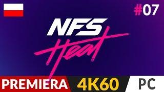 Need For Speed HEAT PL  #7 (odc.7 Fabuła)  Media | NFS Heat Gameplay po polsku 4K Ultra