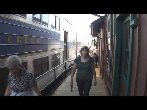 Saratoga & North Creek Railroad Oct 2011