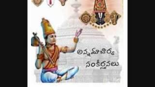 Rajeeva Netraya - annamacharya Sankeerthanalu | KJ Yesudas