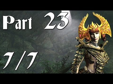 Skyrim Walkthrough - Part 23 - All Stones of Barenziah and Crown [7/7] (PC Gameplay / Commentary)