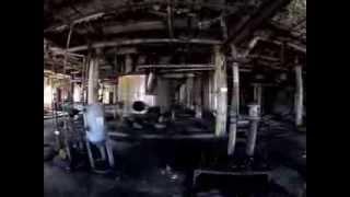 Inside the Domino Sugar Refinery in Williamsburg, Brooklyn