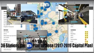 The 30 Stations the MTA Plan to Renovate