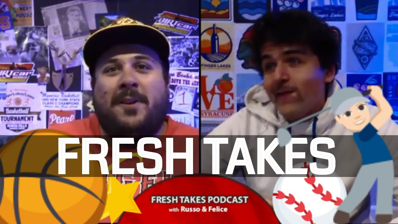 Kings of the North, Woodland at Pebble & Anthony Davis to Lakers .::. Fresh Takes Podcast 6/18/19