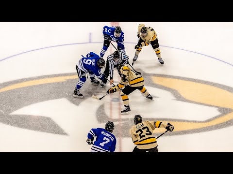 Hockey Highlights - Tech Vs. Alabama Huntsville - Dec 14, 2018