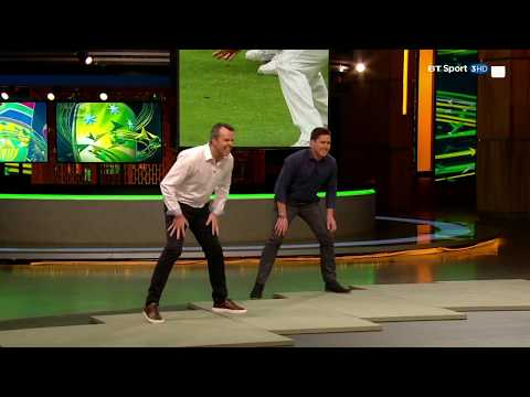 Cricket Masterclass: Slip catching | The Ashes on BT Sport