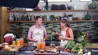 How To Pickle & Ferment Vegetables   Episode 1   Spoiled To Perfection
