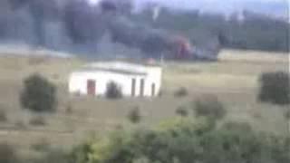 Авария ТУ 134 в Гвардейском Original
