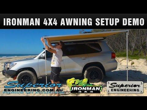 Tripn Com Au Ironman4x4 Awning Review Doovi