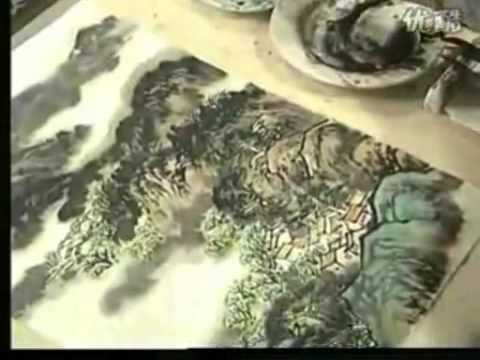 徐建明   Landscape Chinese Painting with Composition Study for Beginners Part 14