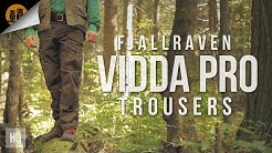 Fjallraven Vidda Pro Trousers | Field Review