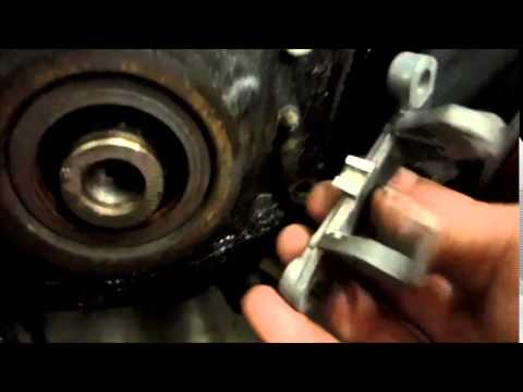 Buick V6 Dis Crankshaft Position Sensor Replace No