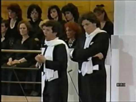 Jerry Hadley & Thomas Hampson - Marcello, Finalmente - La Bohème