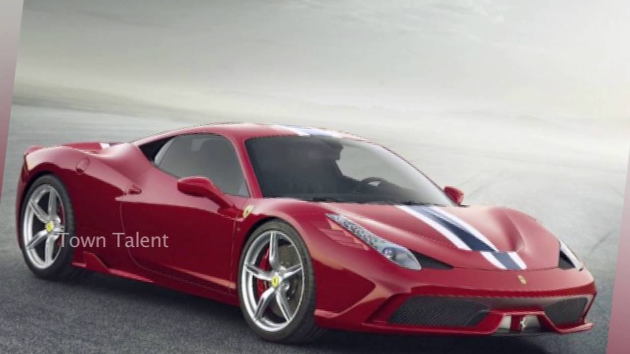 top 10 fastest ferrari cars in the world town talent. Black Bedroom Furniture Sets. Home Design Ideas
