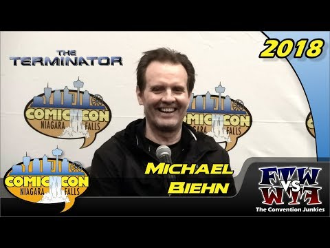 Michael Biehn The Terminator, Aliens Niagara Falls Comic Con 2018 Full Panel