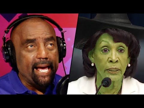 Wicked Witch Maxine Waters Has Power Trip vs. Steven Mnuchin on Capitol Hill