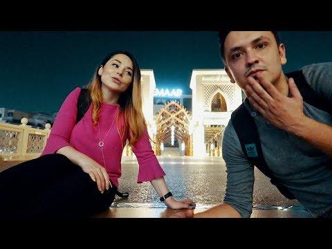 O noapte nebuna cu Andreea in Dubai! 😍