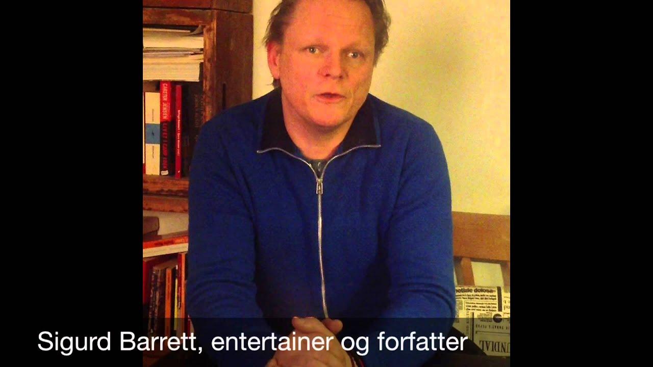 Sigurd Barrett: Hvad er danskhed? FALIHOS 2015
