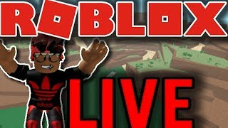 ROBLOX ATTRITION LIVE! COME JOIN! RD TO 200 SUBS!
