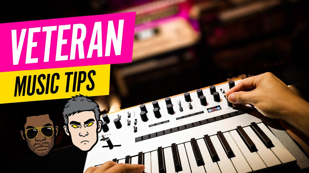Veteran Music Tips   The Bedroom Super Producer Podcast