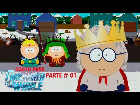 South Park - Retaguardia en Peligro | AUDIO LATINO | Parte 01