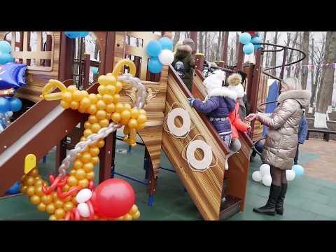 Кореновск. Торжественное открытие парка «Радужный»