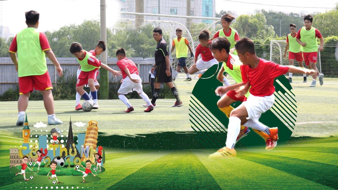 Trận đấu bất phân thắng bại của các Cầu Thủ Nhí | Cầu Thủ Nhí 2019 | Tập 7