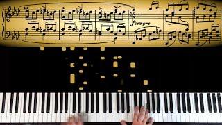 Brahms - Intermezzo op 118 no 4