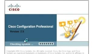 how to configure a cisco router for Cisco Configuration professional -CCP- in GNS3