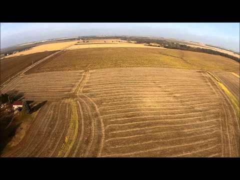 Catherine Marie Davis Estate Aerial Tour - Sangamon County, IL