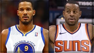 Trevor Ariza Trade To The Golden State Warriors For Andre Iguodala And Second Round Pick