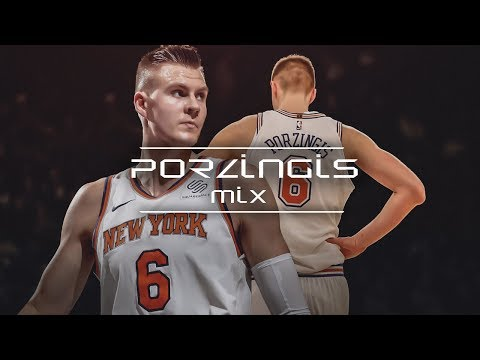 "KRISTAPS PORZINGIS - ""New York Times"" - Highlight Reel"