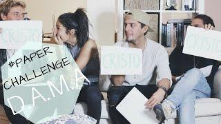 #PaperChallenge  - D.A.M.A | Mia Rose