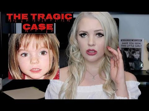 The Tragic Disappearance Of Madeleine McCann....