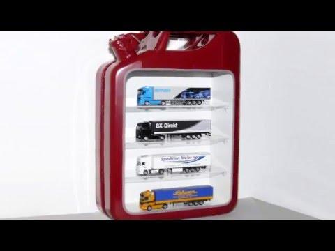 KaniBox Vitrine Automodelle Modellauto Setzkasten Modelle Schaukasten Modelltruck