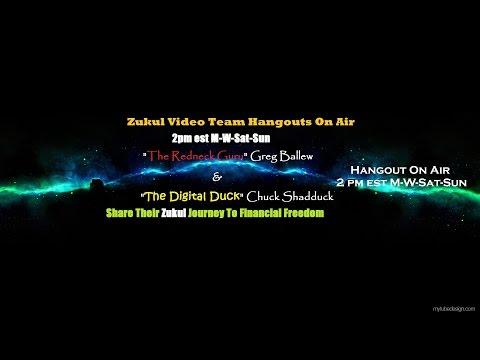 The Redneck Guru & The Digital Duck Live Zukul Stream