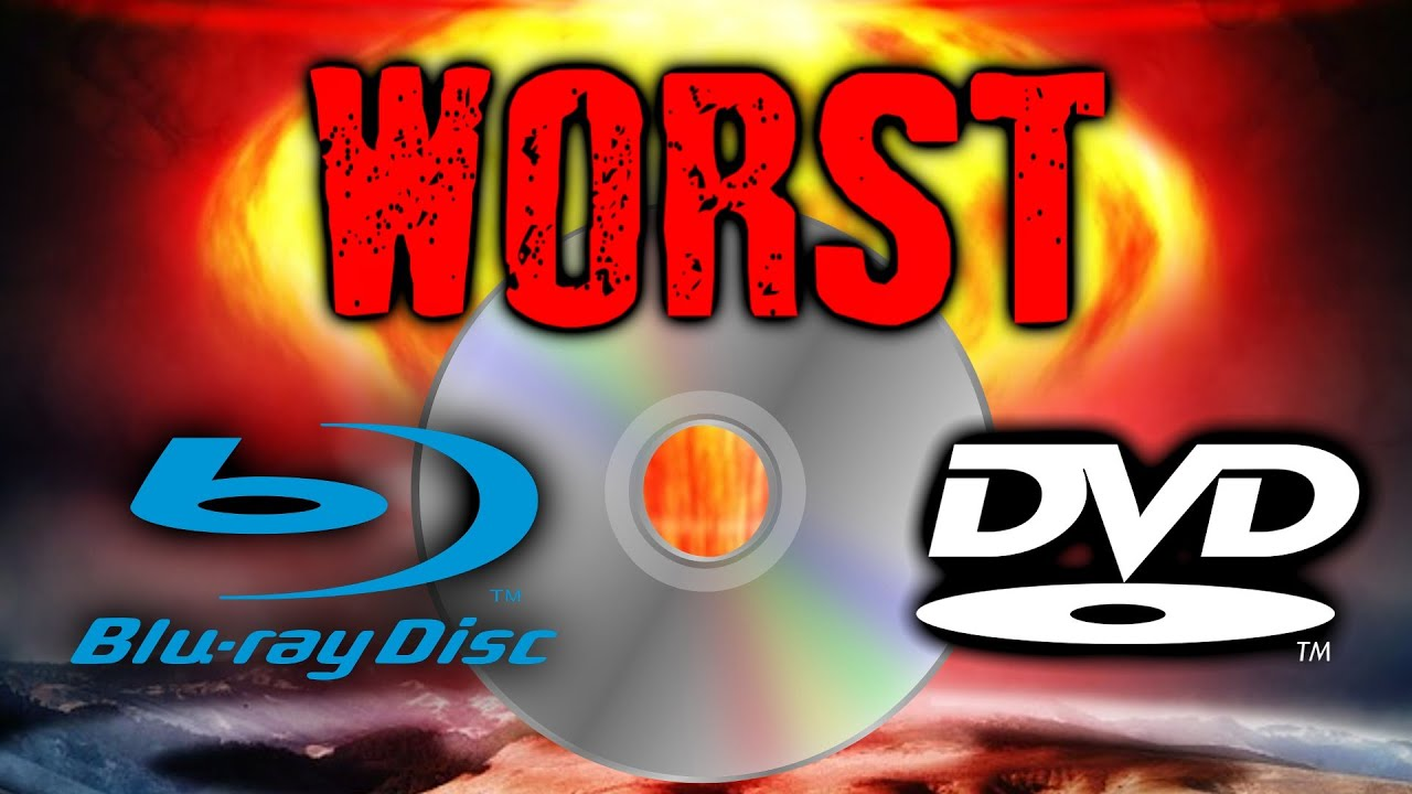 Download WORST Blu-Ray (and DVD) Packaging