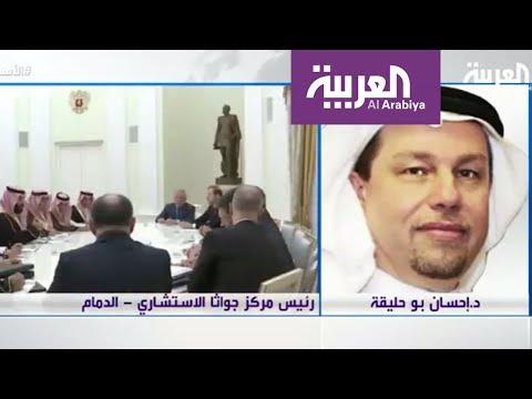 إحسان بو حليقة : الأمير محمد بن سلمان يعيد صياغة الإقتصاد السعودي  - 11:21-2017 / 6 / 22