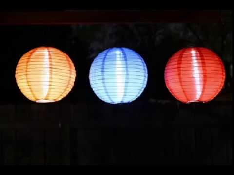 Soji Solar Lanterns Watch Them Glow