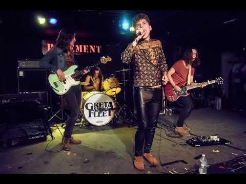 Greta Van Fleet - 2017-08-15 - Columbus, OH - The Basement - COMPLETE AUDIO