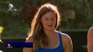 Exatlon Romania (04.11.) - Lacrimi in tabara RAZBOINICILOR! Cine a fost eliminat? Partea 4