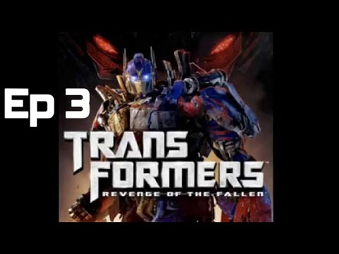 Transformers Revenge Of The Fallen Ep 3 - Act One: Pursuit Over Shanghai