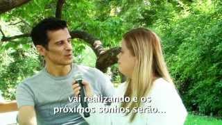 COREOGRAFO ALONSO BARROS - Programa Ser Diferente 04 - 2ª Temporada