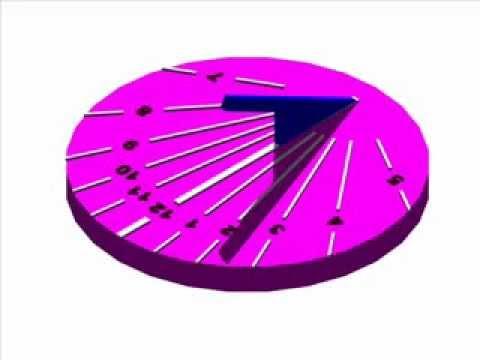 The Analemmatic Sundial - Солнечные часы