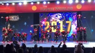 Venom- USASF Dance Worlds Senior Coed Hip Hop Bronze Medalist - Hunger Games