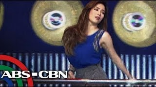 It's Showtime: Angeline Quinto's sexy moves