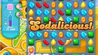 Candy Crush Soda Saga Livello 502 Level 502