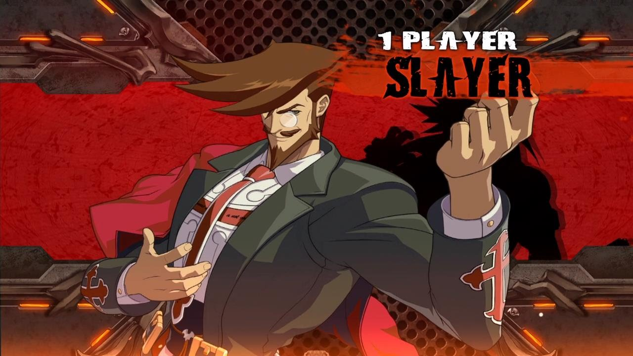 Slayer | Guilty Gear Wiki | FANDOM powered by Wikia