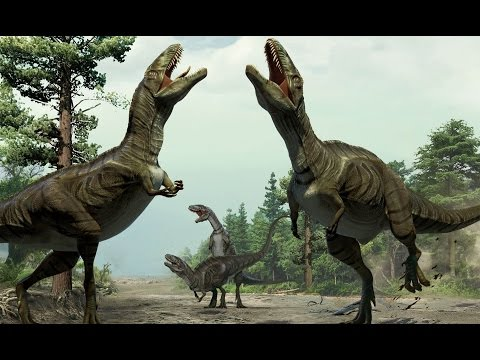 PrimalCarnage #1: динозавры против людей