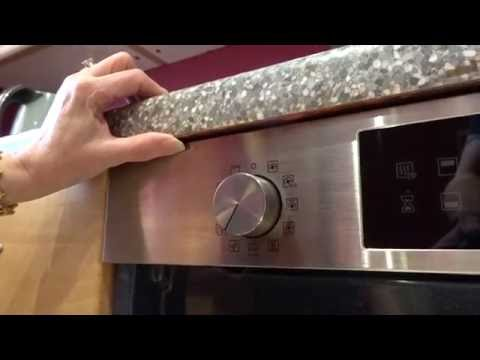 Samsung dual cook oven NV75K5571RS review